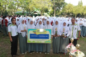 juara favorit 1 Hila Teen Art Project