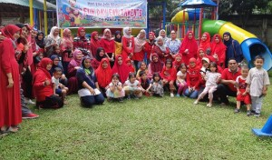 FUN DAY FOR PARENTS PG/TK PANCA BUDI MEDAN